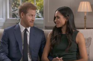 Harry et Meghan Markle, l'interview des fiançailles : De si tendres confidences