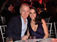 Franck Dubosc et sa femme face à Linda Hardy pour un chic dîner solidaire