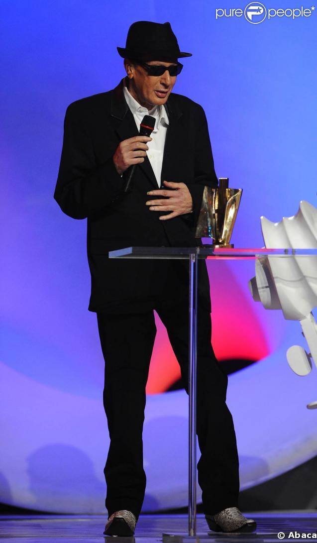 Alain Bashung doit composer son agenda de concerts en fonction de son état de santé