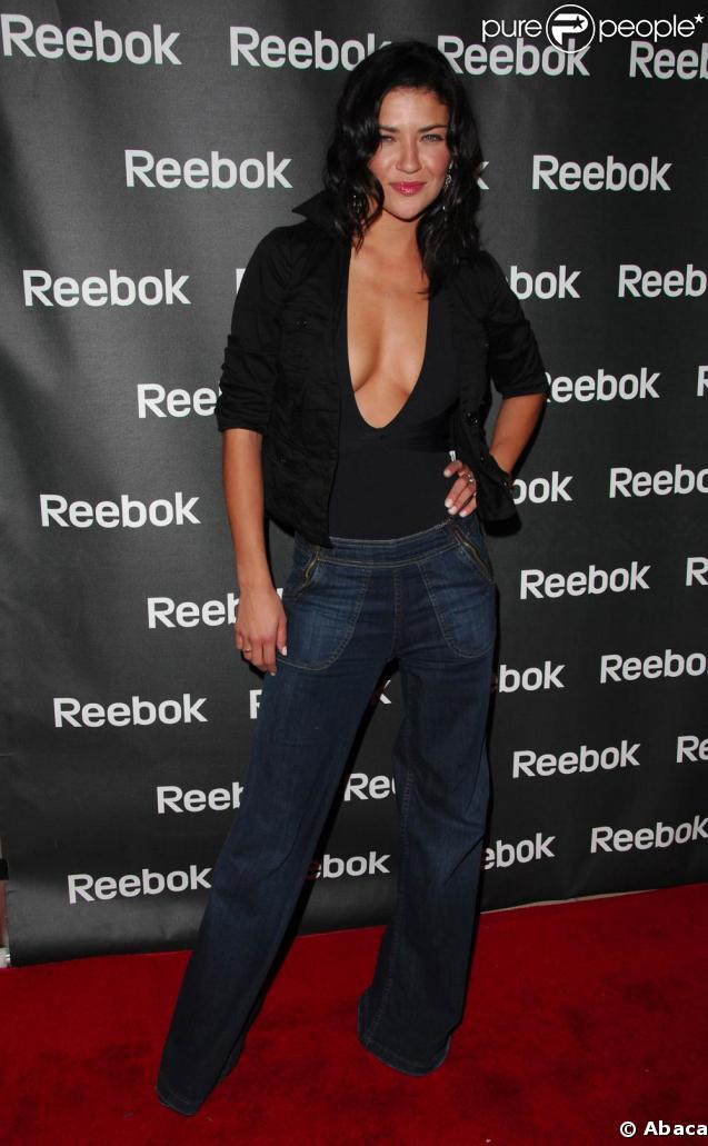 """Jessica Szohr, la jolie brune de """"Gossip Girl"""", une habituée des tapis rouges hollywoodiens !"""
