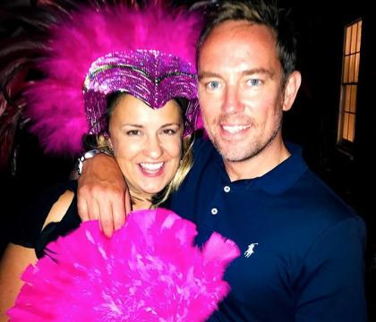 Simon Thomas : L'épouse du présentateur emportée par une leucémie foudroyante
