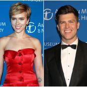 Scarlett Johansson, in love et en couple, officialise avec Colin Jost
