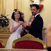 Mariage de Tomer Sisley et Sandra : Découvrez toutes les photos du grand jour !