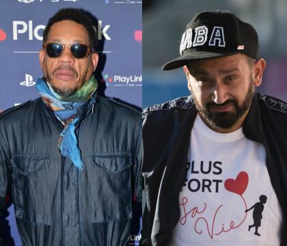 """JoeyStarr traite Cyril Hanouna de """"FDP"""" : """"Il est fou de s'attaquer à ma mère"""""""