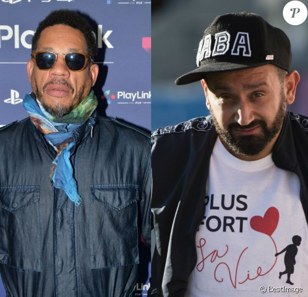 Clash JoeyStarr vs Cyril Hanouna