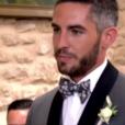 """""""Emmanuelle et Florian se sont mariés dans l'émission """"Mariés au premier regard"""" sur M6. Le 27 novembre 2017."""""""