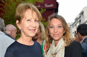 Nathalie Baye, privée de compliments par ses parents, se rattrape avec Laura