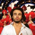 """Anthony Colette de ""Danse avec les stars 8"", Instagram, 2017"""