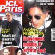 """Couverture du magazine """"Ici Paris"""", 6 décembre 2017"""