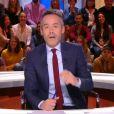 L'énorme lapsus sexuel de Yann Barthès dans Quotidien sur TMC, le 9 novembre 2017.