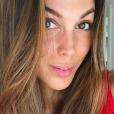 """""""Iris Mittenaere sans maquillage - Photo publiée sur sa page Instagram le 27 juin 2017"""""""