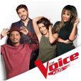 """Amel Bent devient coach pour cette cinquième saison de """"The Voice Kids"""" (TF1) aux côtés de Jenifer, Patrick Fiori et Soprano."""