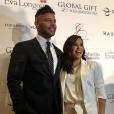 Ricky Martin et Eva Longoria au Global Gift Gala Miami à l'Eden Roc Miami Beach. Miami, le 7 décembre 2017.