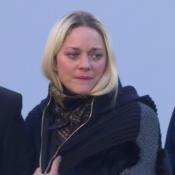 Marion Cotillard en larmes aux obsèques de Johnny Hallyday, prend la parole