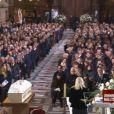 - Obsèques de Johnny Hallyday à l'église de la Madeleine, le 9 décembre 2017 à Paris