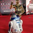 Première de 'Star Wars: The Last Jedi' au The Shrine Auditorium à Los Angeles, le 9 décembre 2017