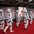 Première de 'Star Wars: The Last Jedi' au The Shrine Auditorium à Los Angeles, le 9 décembre 2017 People arrive at the World Premiere Of Disney Pictures And Lucasfilm's 'Star Wars: The Last Jedi' held at The Shrine Auditorium. 9th december 201709/12/2017 - Los Angeles