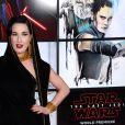 Dita Von Teese - Première de 'Star Wars: The Last Jedi' au The Shrine Auditorium à Los Angeles, le 9 décembre 2017
