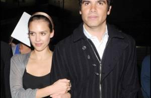 Jessica Alba et Cash Warren... Un couple très amoureux !