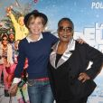 """Anne Consigny et Firmine Richard- Avant-première du film """"La DeuxièmeÉtoile"""" à l'UGC Bercy le 10 décembre à Paris © Veeren Ramsamy / Bestimage"""