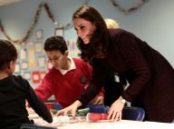 Kate Middleton, enceinte : Belle Mère Noël après avoir reçu un prix avec William