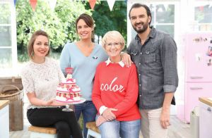 Meilleur Pâtissier - Rachel gagnante :