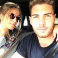 Luca Zidane impatient de retrouver sa compagne, Instagram, le 12 novembre 2017.
