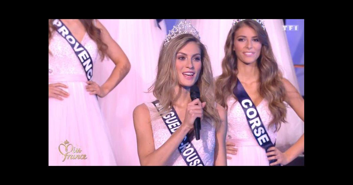 Miss Languedoc-Roussillon : Alizée Rieu demi-finaliste