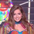 Miss Limousin : Anaïs Berthomier - Concours Miss France 2018. Sur TF1, le 16 décembre 2017.
