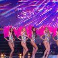 Les 30 Miss en maillot de bain - Concours Miss France 2018. Sur TF1, le 16 décembre 2017.
