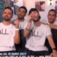 "All In Dance Crew - finale d'""Incroyable Talent 2017, M6, jeudi 14 décembre"