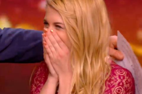 Incroyable Talent 2017 : Laura Laune gagnante et une chute !