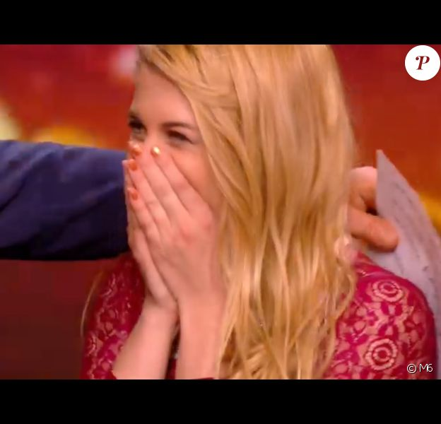 """Laura Laune gagnante d'""""Incroyable Talent 2017"""", jeudi 14 décembre, finale, M6"""