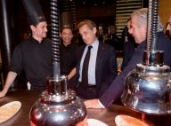 Nicolas Sarkozy, souriant avant le deuil, dîne avec Justine Fraioli et sa fille