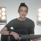 Keira Knightley : L'égérie Chanel chante en français, hommage à Jeanne Moreau