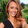 Maëva Coucke (Miss France 2018) le 22 juin 2017.