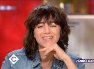 """Charlotte Gainsbourg, sa fille dans son clip : """"Ça ne l'a pas tellement amusée"""""""