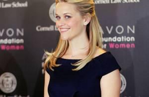 Reese Witherspoon lutte contre la violence domestique... en beauté !