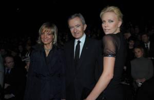 Charlize Theron, une super beauté naturelle... vedette du défilé Dior !