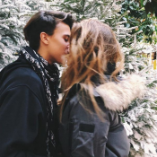 Thylane Blondeau et le fils de Bob Sinclar en couple : Le baiser qui officialise