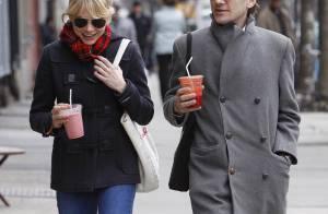 Michelle Williams...promenade amoureuse à New York !