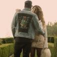 Photo de Beyoncé et JAY-Z. Août 2017.