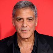 """George Clooney : """"Ella est le portrait craché d'Amal, elle a ses yeux de biche"""""""