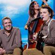 """Concert des Enfoirés 2017, intitulé """"Mission Enfoirés"""", tourné en janvier au Zénith de Toulouse et diffusé le vendredi 3 mars sur TF1."""