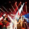 """Concert des Enfoirés 2017, """"Mission Enfoirés"""", tourné en janvier au Zénith de Toulouse et diffusé le vendredi 3 mars sur TF1."""