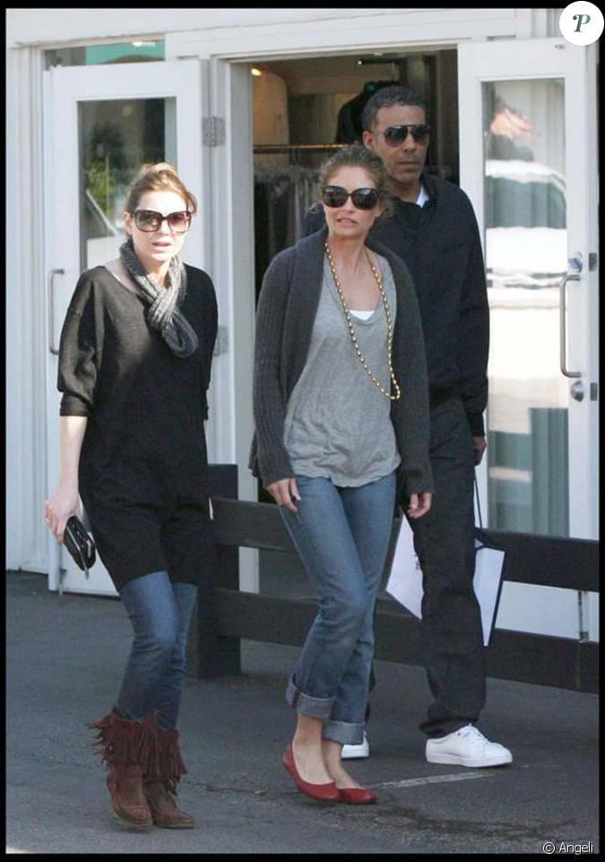 Eric Dane et Rebecca Gayheart : sortie en couple avec Ellen Pompeo et ...