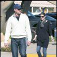 Eric Dane et Rebecca Gayheart : sortie en couple avec Ellen Pompeo et Chris Ivery le dimanche 8 mars à Malibu