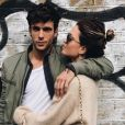 """""""Caroline Receveur et son chéri Hugo Philip s'affichent sur Instagram."""""""