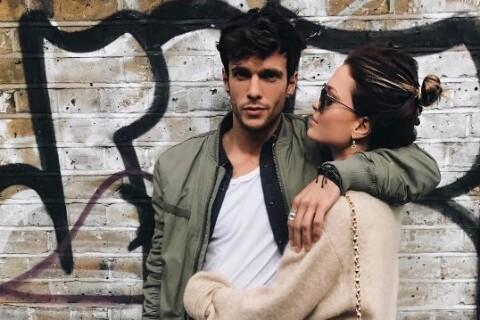 Caroline Receveur in love : Sa belle déclaration à son amoureux Hugo Philip