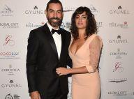 Robert Pirès passionnel avec sa femme : Baiser fougueux aux Antilles
